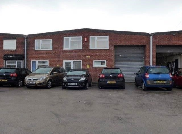 Industrial Warehouse Premises – Reduced