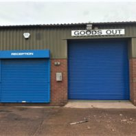 TO LET - Industrial Warehouse Unit